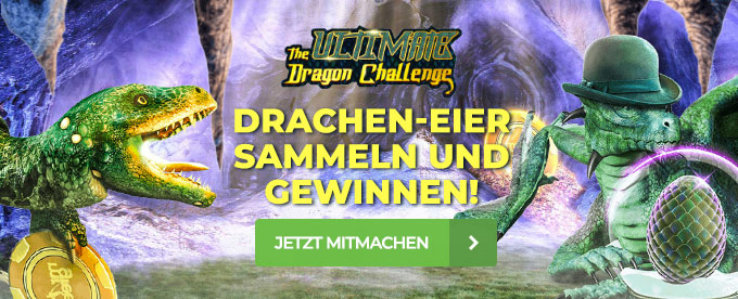 Drachen-Herausforderung im Mr Green