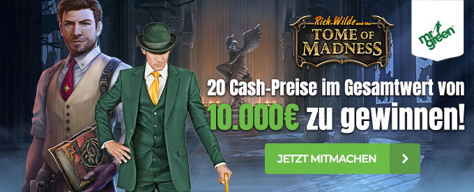 10000€ Cash Promotion