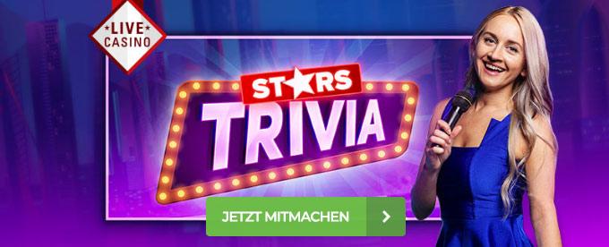 Stars Trivia im PokerStars