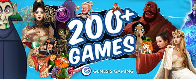 Genesis Slots im Online Casino