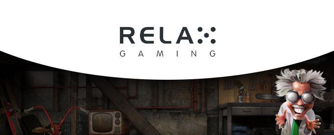 Slot-Spiele von Relax