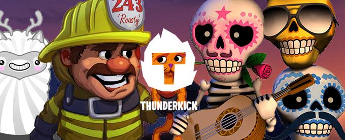 Thunderkick Slots im Online Casino