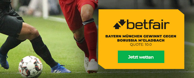 Quoten-Boost im Betfair