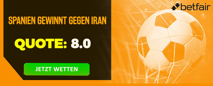 Top-Quote im Betfair