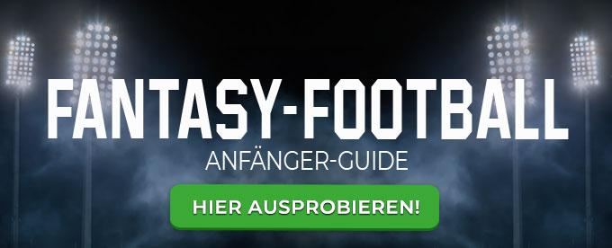 Fantasy-Football Wetten abgeben