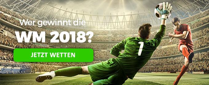 Wer gewinnt die WM 2018?