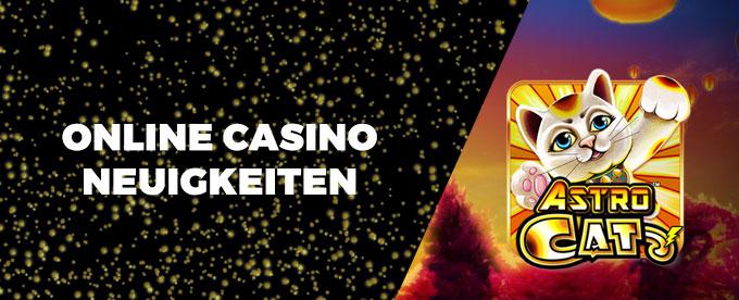 Online Casino Neuigkeiten 14.Juni 2017